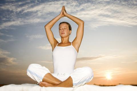 Yoga Teachers Image