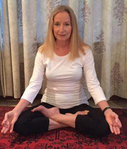 Karen yoga1