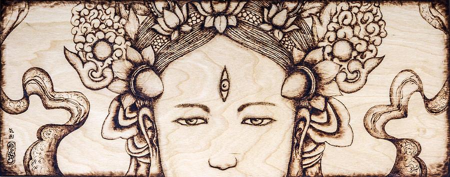 mystical woman 2