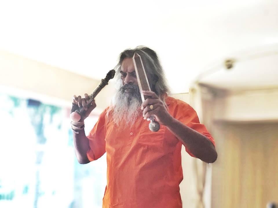 Swami Shankarananda Healing Activation