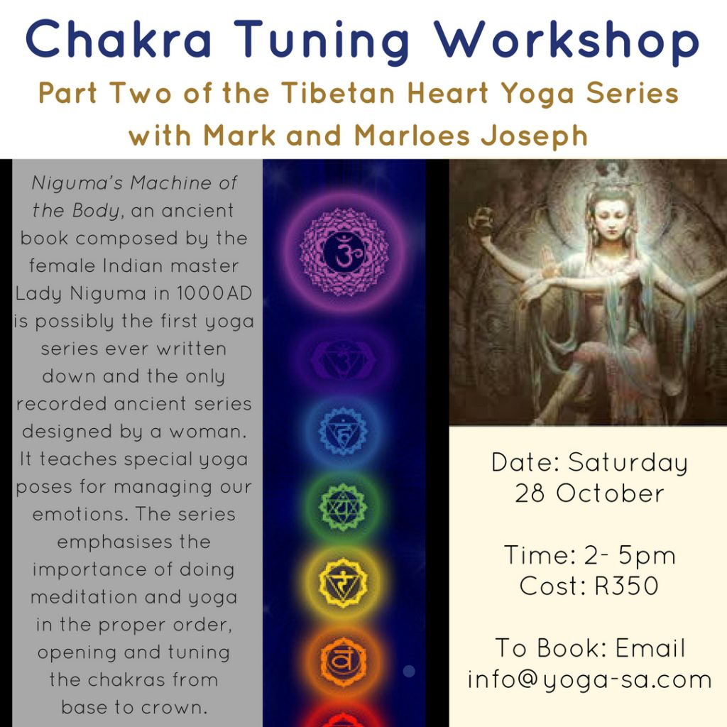 Chakra Tuning Workshop