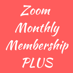 Zoom Monthly Membership Plus