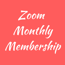 Zoom Monthly Membership
